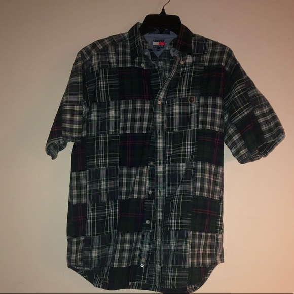 Tommy Hilfiger Other - Tommy Hilfiger Plaid Button Up